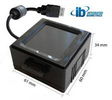 Integrated Biometrics Announces the World's Smallest and Fastest FBI Certified Appendix F Mobile ID Fingerprint Scanner