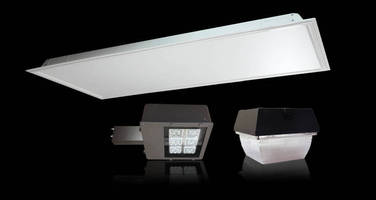 MaxLite Adds LED Flat Panels and Area Lights to Expanding Roster of DesignLights(TM) Consortium-Certified Products