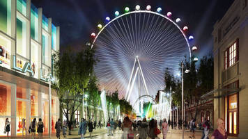 SKF Wins Contract to Supply Giant Main Bearings and Related Technologies for World's Tallest Observation Wheel Run by Caesars Entertainment in Las Vegas