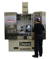 Drake to Demonstrate Automated Worm Grinding at IMTS
