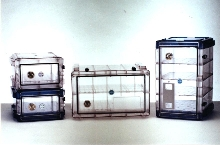 Desiccator Cabinet is available in 0.75 and 2 cu ft sizes.