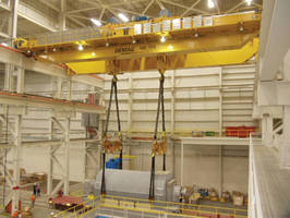 Demag Cranes Installs More Than 25 Overhead Cranes, up to 450 Ton Capacity for Siemens Energy in Charlotte, North Carolina