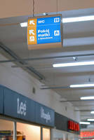 Vista System's Complete Way Finding Solution Was Recently Installed at EMKA, a Big Shopping Center Located in Koszalin, West Poland