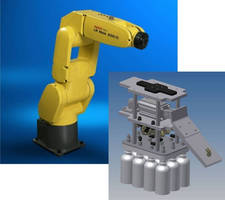 ESS Technologies to Introduce New Robot Case Erector / Loader at Interphex PR 2012