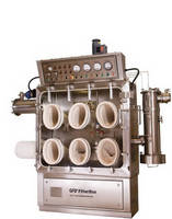 High Containment Filter Dryer Discharge Ensures Operator & Product Protection