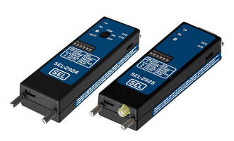 Protect Personnel and Equipment with Award-Winning BLUETOOTH® Serial Adapters from SEL