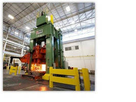 ERIE Press Delivers 3,500 Ton Rolled Ring Blanking Press