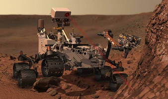 AVX Corporation's Multianode Tantalum Capacitors Power Curiosity's Chemcam Laser on Mars