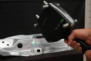 EUROMOLD 2012 - Steinbichler Optotechnik Presents the Laser Scanner T-SCAN CS and Tracker T-TRACK CS
