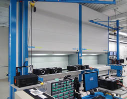 Christie Provides Custom Built Solutions in 24 Hours by Increasing Manufacturing Efficiencies