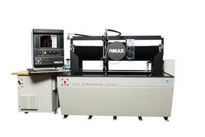 OMAX® to Showcase World's Most Advanced Waterjet Technology at JIMTOF 2012