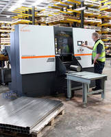 Stockholder Doubles Cutting Productivity with Kasto Bandsaw