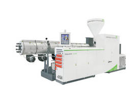 New Extruder for a New Product: Solid WPC Profiles