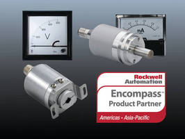 FRABA's Programmable Potentiometer Selected for Rockwell Automation's Encompass(TM) Program