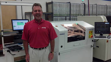 NBS to Add Juki's GL Screen Printers to All Existing Manufacturing Lines