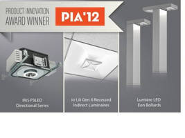 Cooper Lighting LED Products Honored in Architectural Products Product Innovation Awards