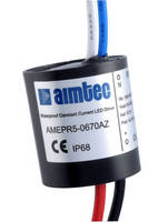 LED Retrofit Lamps Made Easy with Aimtec's Compact, Cylindrical LED Drivers