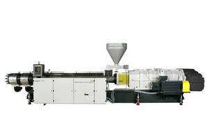 Brett Martin Now Operating Largest Counter-rotating Extruder