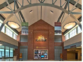 North Carolina History Center Relies on Chicago Metallic for Custom Ceiling That Delivers Historic Aesthetics, Acoustic Performance, Sustainability Goals, Smooth Installation