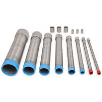 T&B® Fittings Stainless Steel Conduit and Couplings Protect against Corrosion in Harsh Environments