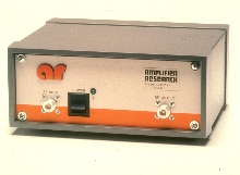 Microwave Preamp covers wide bandwidth.