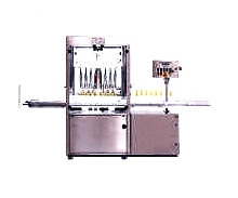 Packaging Machines handle perfume and cosmetics.