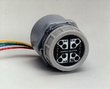 Voltage Indicator flashes if power present.