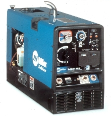 Welding Generator is driven by diesel engine.