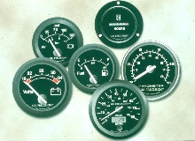 Gauges suit heavy-duty equipment.