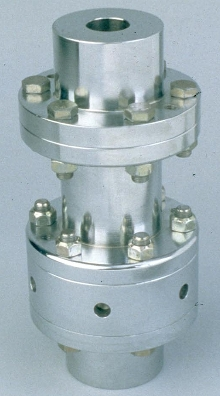 Couplings cover thrust capacities to 400,000 lbs.