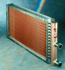 Plate Fin Coils suit HVAC applications.
