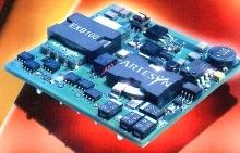 DC/DC Converters have synchronous rectifier design.