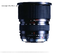 Wideangle Zoom Lens fits Bronica SQ 6x6 cameras.