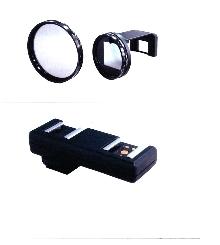 Accessories fit Bronica RF645 camera.