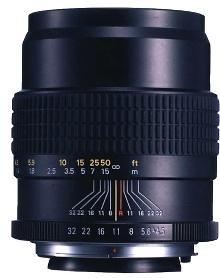 Telephoto Lens is designed for medium format camera.