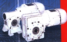 Washdown-Duty Wormgears suit food and beverage industry.