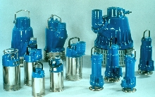 Submersible Pumps provide round-the-clock operation.