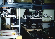 Laser Scribing System is used for photovoltaic panels.