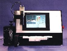 Stent Crimping Equipment continuously monitors crimp diameter.