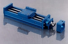 Linear Stage suits multi-axis pick and place applications.