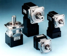 Planetary Gearheads can be mounted to any motor.