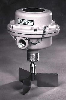 Bin Monitors feature point level control sensors.