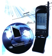 Inspection Software works with cell phone.
