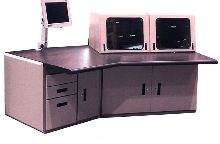 Computer Consoles suit industrial computer rooms.