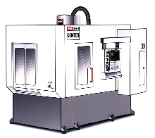 Machining Center provides drilling, tapping, and milling.