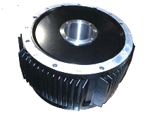 Brushless Motor works in direct drive applications.