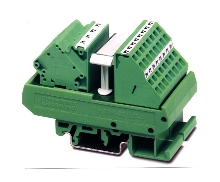 Distribution Blocks come with spring cage terminals.