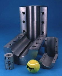 Rigid Couplings join large, in-line shafts.