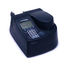 UV-Visible Spectrophotometer has built-in software.