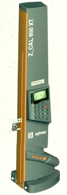 Instruments provide height and level measurement.